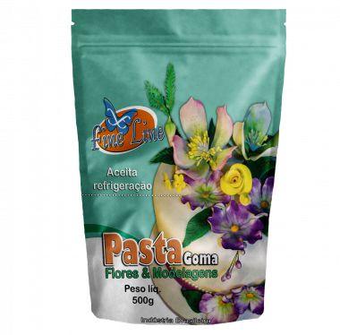Pasta Goma para Flores Fine Line 500G