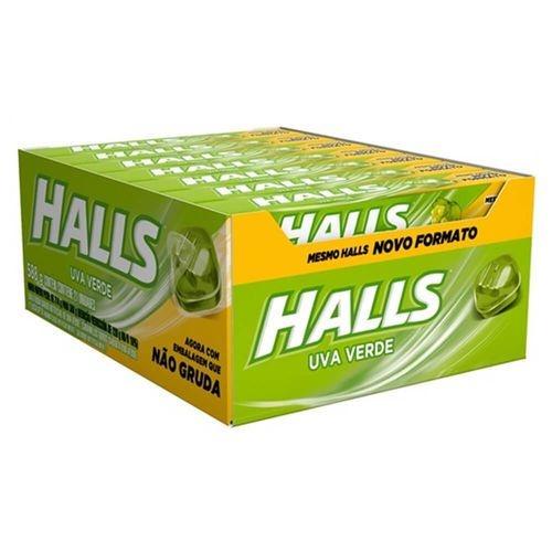 Drops Halls Uva Verde 588G