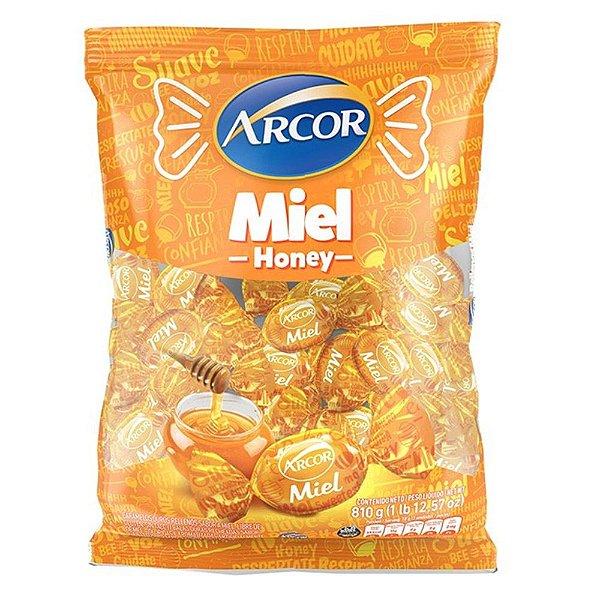 Bala Mel recheada Arcor 600g