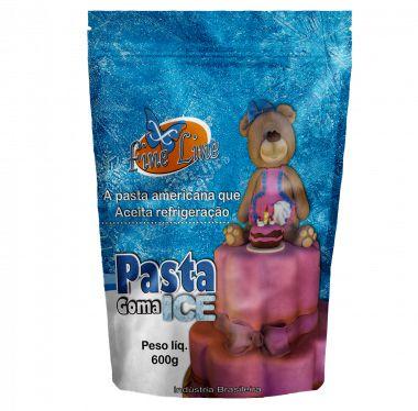 Pasta Goma Ice Fine Line 600G