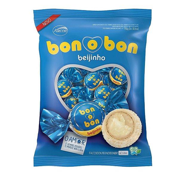 Bombom Bon o Bon Beijinho Arcor c/50 unid