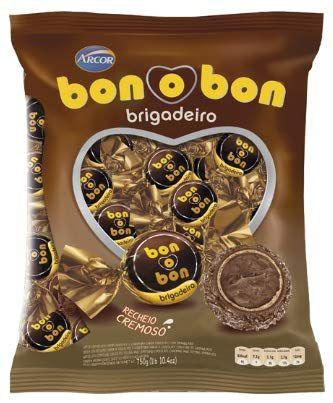 Bombom Bon o Bon Brigadeiro Arcor c/50 unid