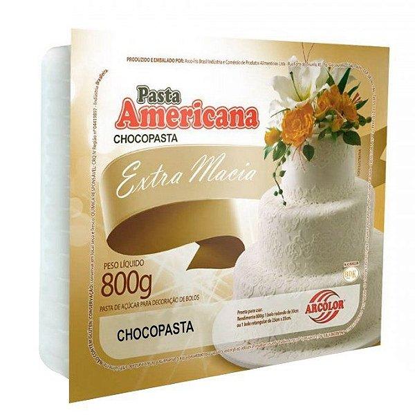 Pasta Americana Chocopasta Arcolor 800g