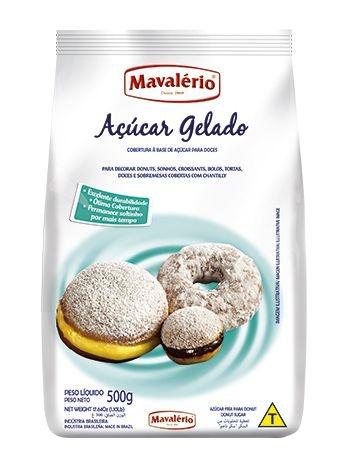 Açúcar Gelado Mavalério 500g