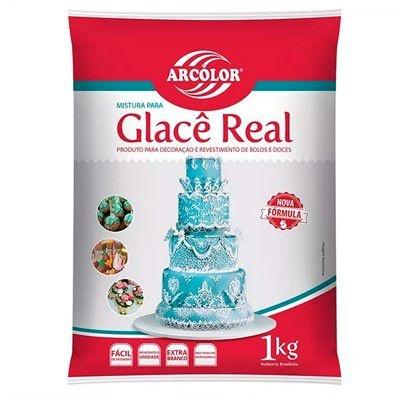 Glacê Real Arcolor 1kg