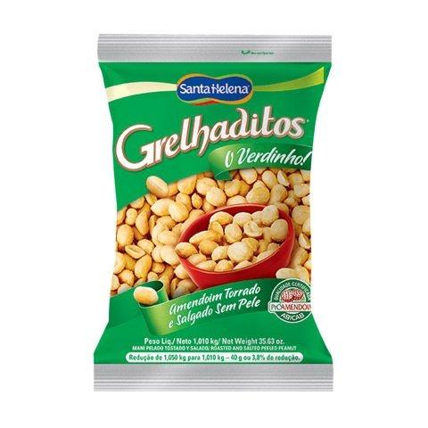 Amendoim Grelhaditos Santa Helena 1,01kg