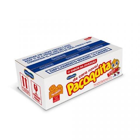 Doce Paçoquita Santa Helena caixa 1,50kg