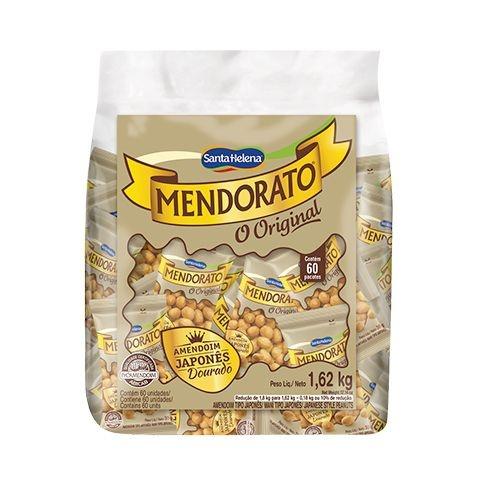 Amendoim Mendorato Santa Helena 1,62kg
