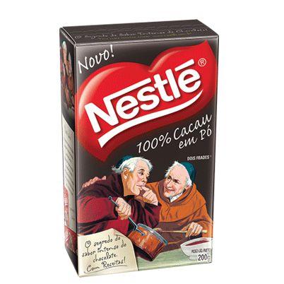 Cacau em Pó Nestlé 200g