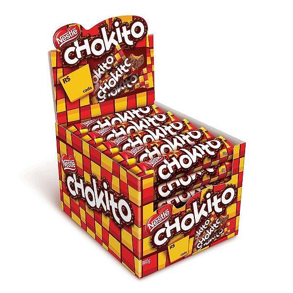 CHOCOLATE AO LEITE CHOKITO 960g - NESTLÉ
