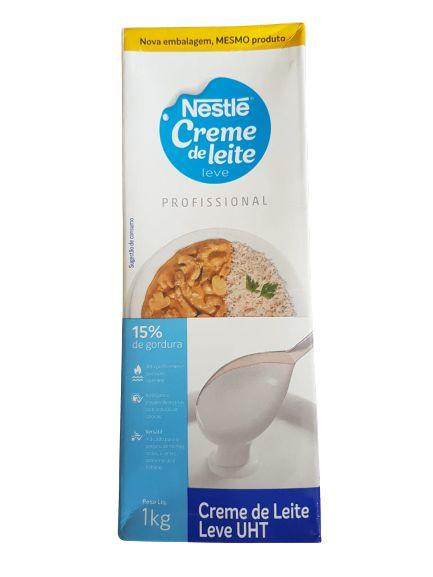 Creme de Leite Light Nestlé 1kg