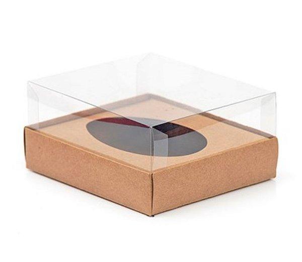 Caixa Ovo de Colher Kraft 350G c/ 5unid