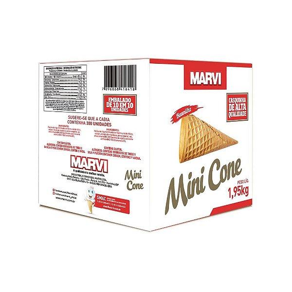Mini Cone Marvi 300 unid