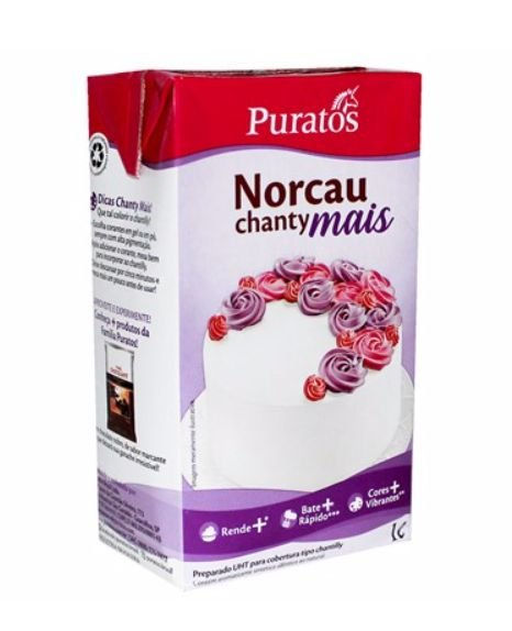Chantilly Chanty Mais Norcau 1L