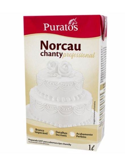 CHANTILLY PROFISSIONAL NORCAU 1L - PURATOS