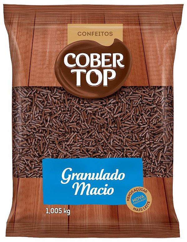 Granulado Macio Cober Top 1kg