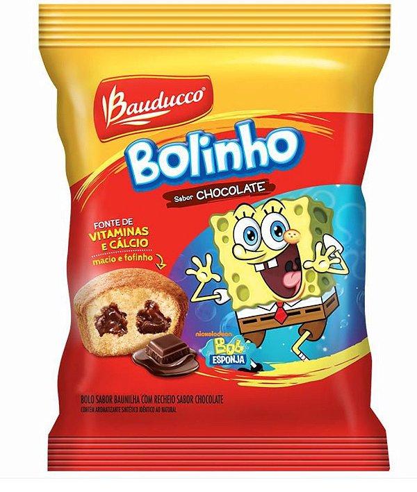 Bolinho de Baunilha recheio de Chocolate 420g
