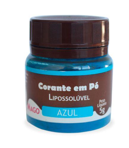 Corante para Chocolate Azul Mago 5g