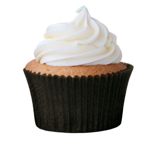 Forminha Cupcake Preta Nº0 c/ 45 unid