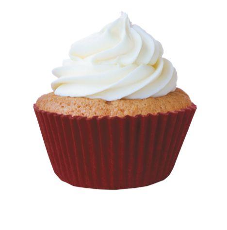 Forminha Cupcake Marsala Nº0 c/ 45 unid