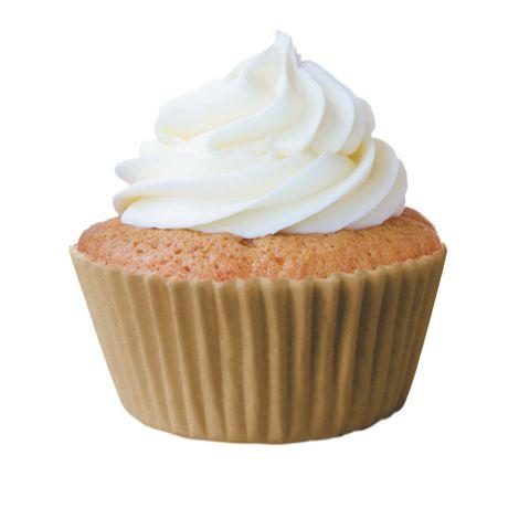 Forma Mini Cup Cake Capuccino Nº 02 Mago c/ 45 unid
