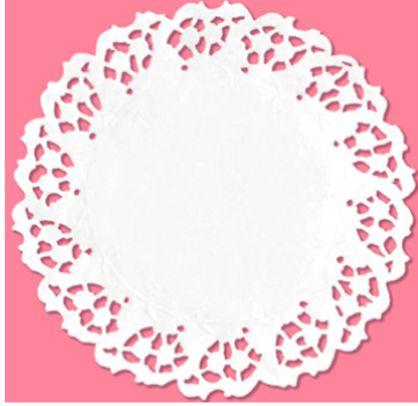 Toalha Rendada Cartela Branco Mod. 91 Mago c/ 24 unid