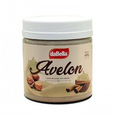 Creme de Avelã c/ Canela Avelon DaBella 300g