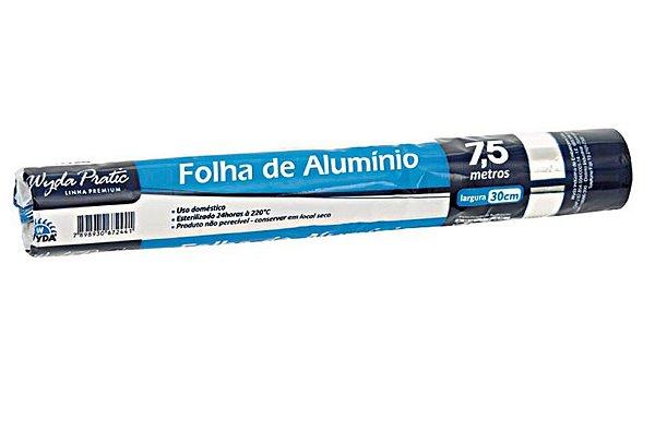 Boreda Papel Alumínio 30x7,5 metros