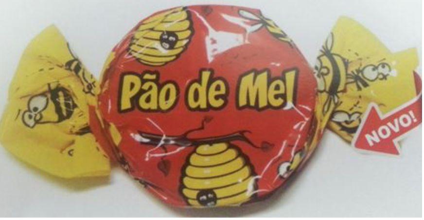 Papel Chumbo para Pão de Mel Marrom 100unid