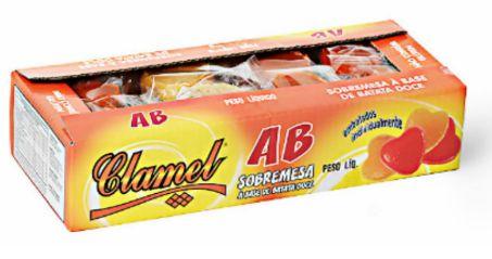 Doce AB Embrulado Clamel c/ 50