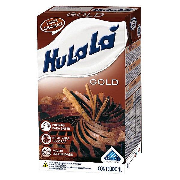 Chantilly Gold Chocolate Hulalá CODAP 1L