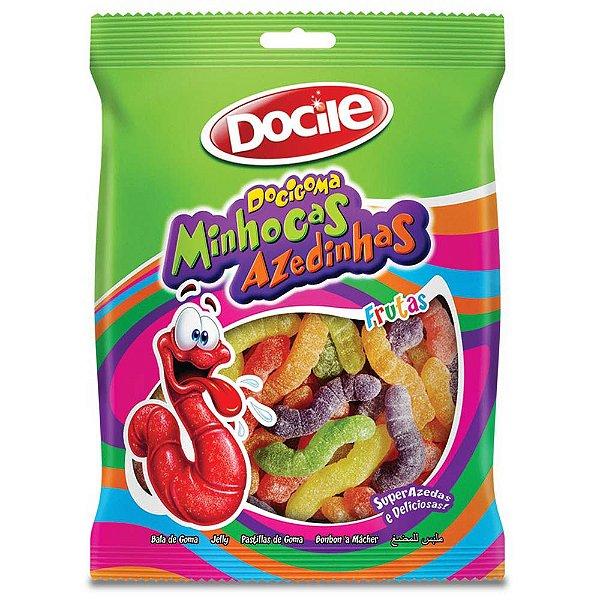 Docigoma Minhocas Azedinhas DOCILE 950g