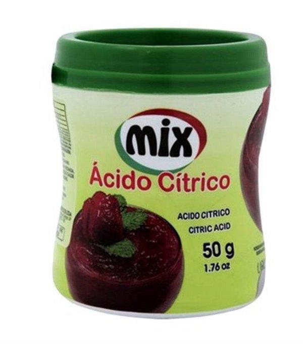 Ácido Cítrico Mix  50g