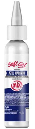 Corante Soft Gel Azul Marinho MIX 25g