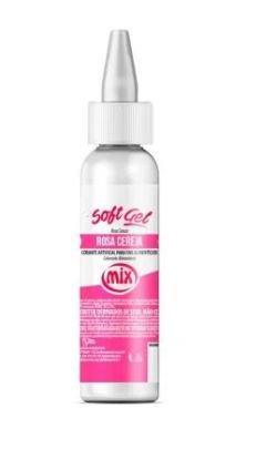Corante Soft Gel Rosa Cereja MIX 25g