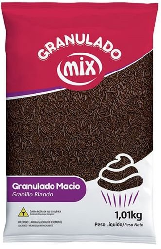 Granulado Chocolate Mix 1,01 Kg