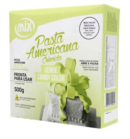 Pasta Americana Verde Candy MIX 500g