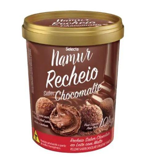 Recheio Chocomalte Namur Duas Rodas 1,01kg