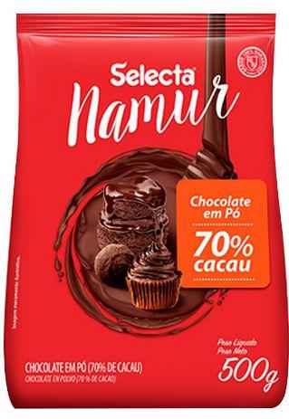 Chocolate em Pó 70% Selecta 500g