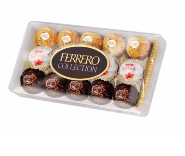 Bombom Ferrero Collection 134g