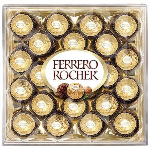 Bombom Ferrero Rocher Diamante 300g