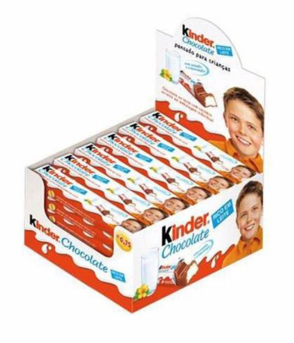 Chocolate Kinder Ferrero 300g
