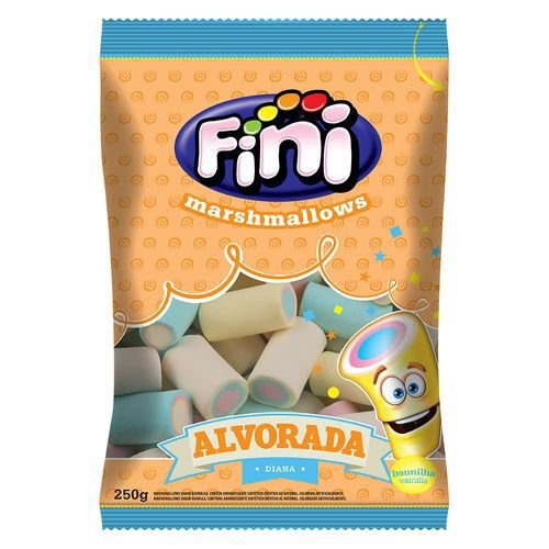 Marshmallow Alvorada FINI 250g