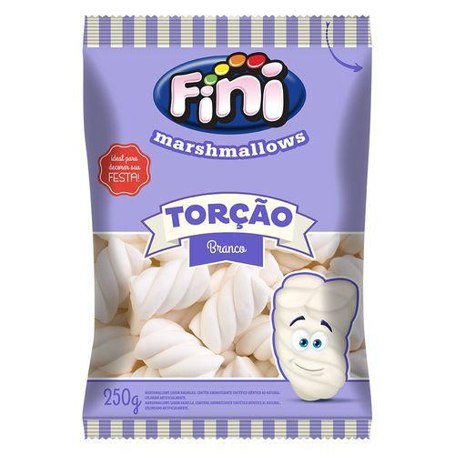 Marshmallow Torção Branco FINI 250G