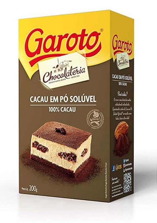 CACAU EM PÓ 200g - GATORO
