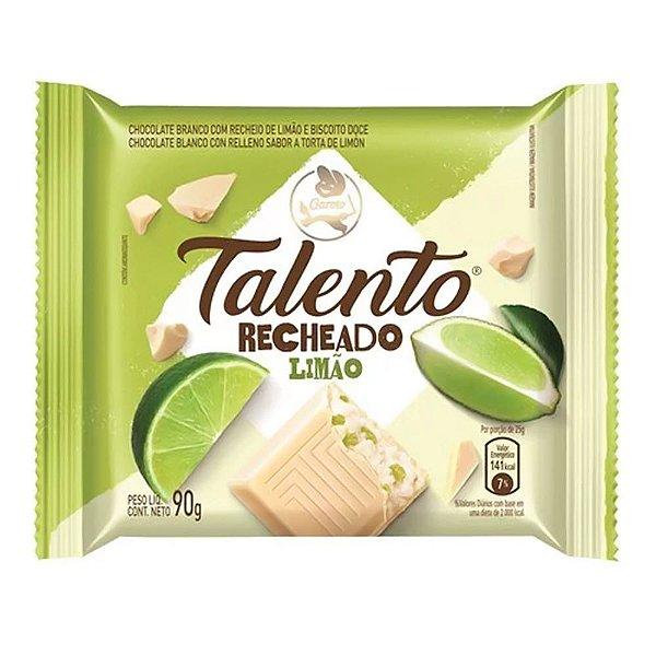 Chocolate Talento Branco Torta de Limão 1,08 Kg