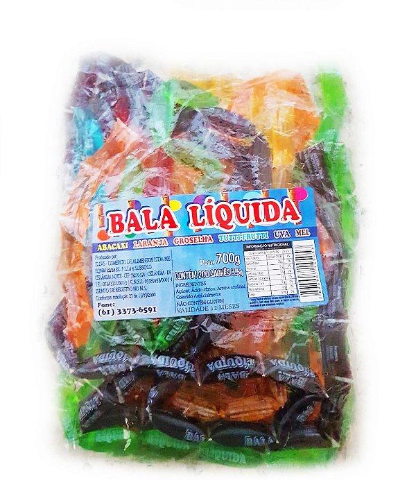 Bala Liquida Sortida 200un ELLVS