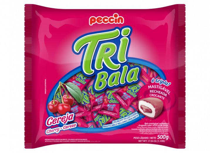 Tribala Cereja Peccin 500g