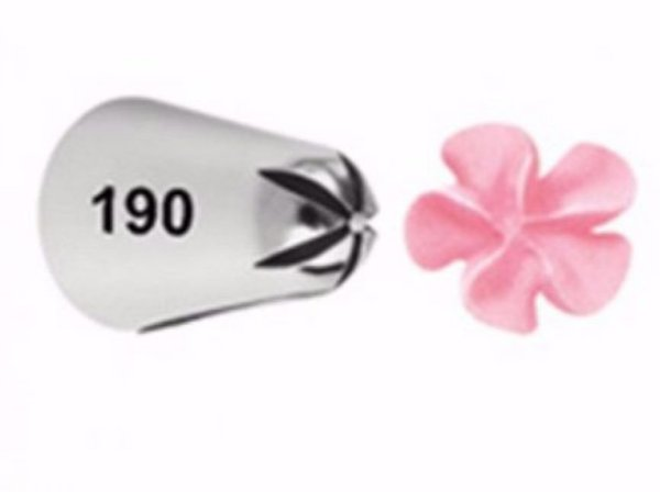 Bico Flor Nº 190 Wilton