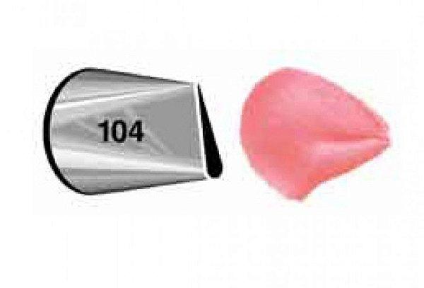 Bico Pétala Nº 104 Wilton